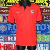 Training/Leisure football shirt 2007 - 2015