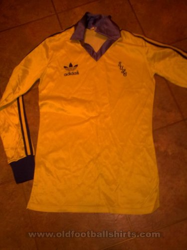 Scunthorpe United Away football shirt 1979 - 1982