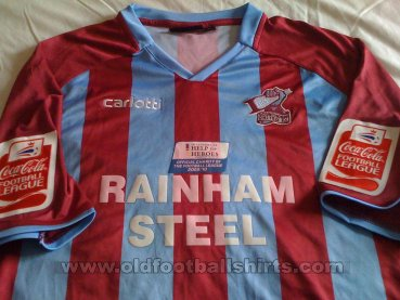 Scunthorpe United Special football shirt 2009 - 2010
