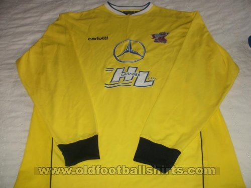 Scunthorpe United Special Maillot de foot 2004 - ?