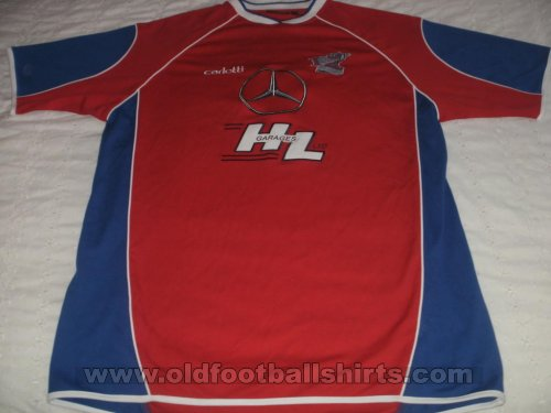 Scunthorpe United Special football shirt 2004 - ?