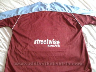 Scunthorpe United Special football shirt 2005 - ?