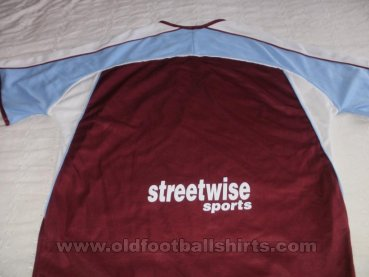 Scunthorpe United Special Maillot de foot 2005 - ?