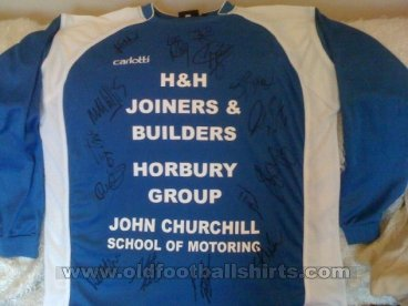 Scunthorpe United Special football shirt 2010 - ?