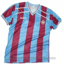 Scunthorpe United Home football shirt 1988 - 1989