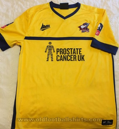 Scunthorpe United Cup Shirt football shirt 2015 - 2016
