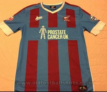 Scunthorpe United Local Camiseta de Fútbol 2015 - 2016