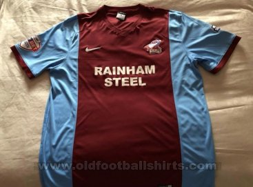 Scunthorpe United Home football shirt 2014 - 2015