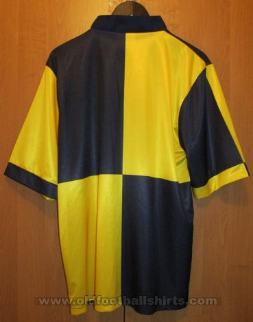 Scunthorpe United Away baju bolasepak 1996 - 1998