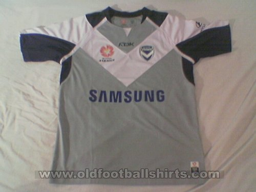 Melbourne Victory Away football shirt 2006 - 2008