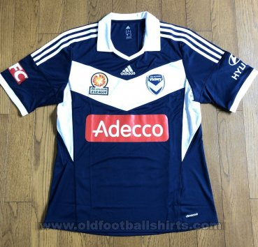 Melbourne Victory Home football shirt 2013 - 2014