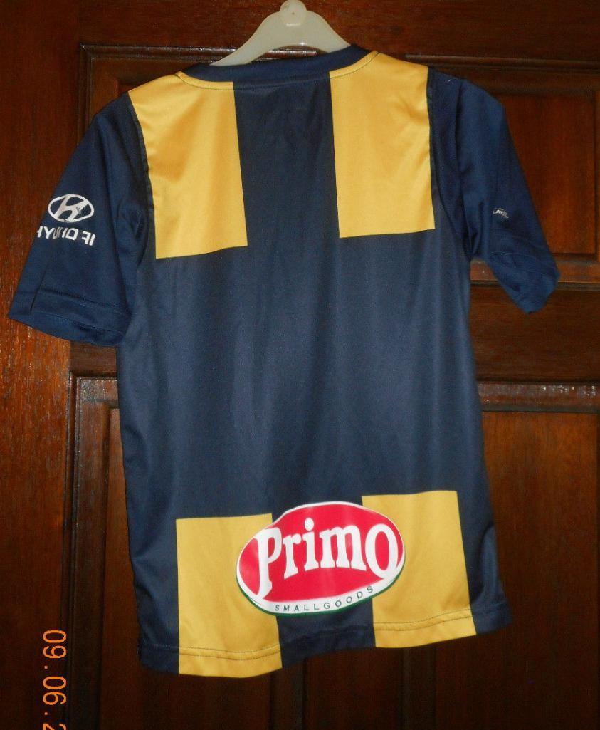 Central Coast Mariners Home φανέλα ποδόσφαιρου 2009 - 2010. f24950d3f