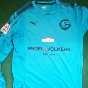 Goalkeeper football shirt 2018 - 2019