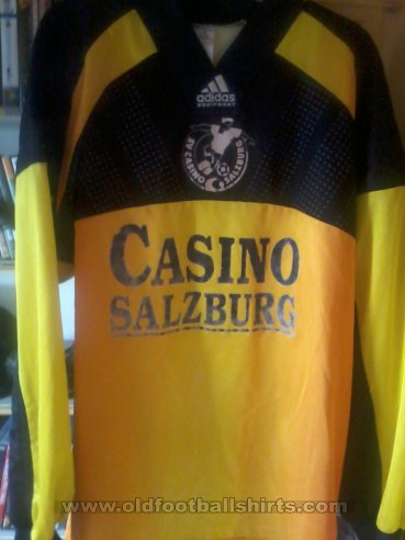 Red Bull Salzburg Goalkeeper football shirt 1992 - 1993