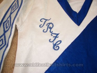 Tranmere Rovers Домашняя футболка 1979 - 1980