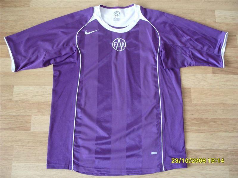 e806c6ad81 FK Austria Wien Casa camisa de futebol 2004 -  . Adicionado em 2008 ...