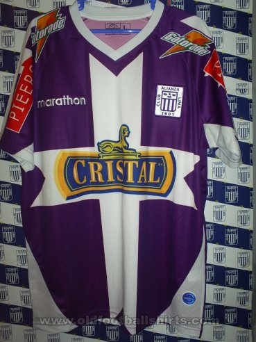 Alianza Lima Third football shirt 2010 - ?