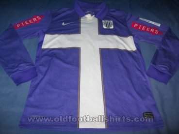 Alianza Lima Third football shirt 2011