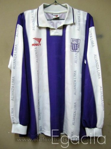 Alianza Lima Third football shirt 1998