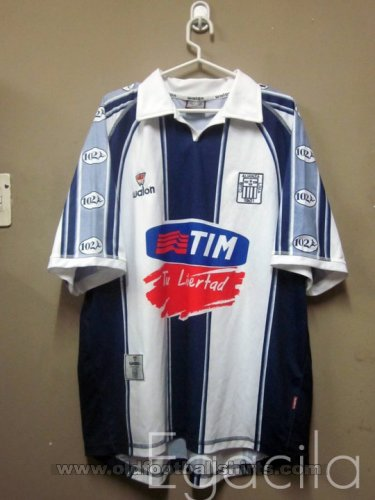 Alianza Lima Home football shirt 2003
