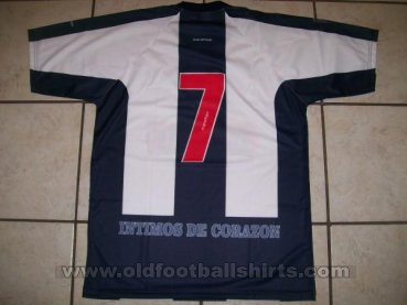 Alianza Lima Special football shirt 2007