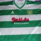 Yeovil Town football shirt 2003 - 2005