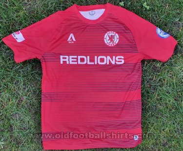 Red Lions FC Home football shirt 2019
