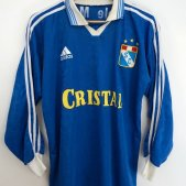 Sporting Cristal Home Maillot de foot 2000 - 2001