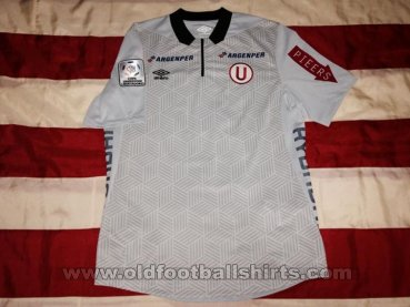 Universitario Cup Shirt Camiseta de Fútbol 2014
