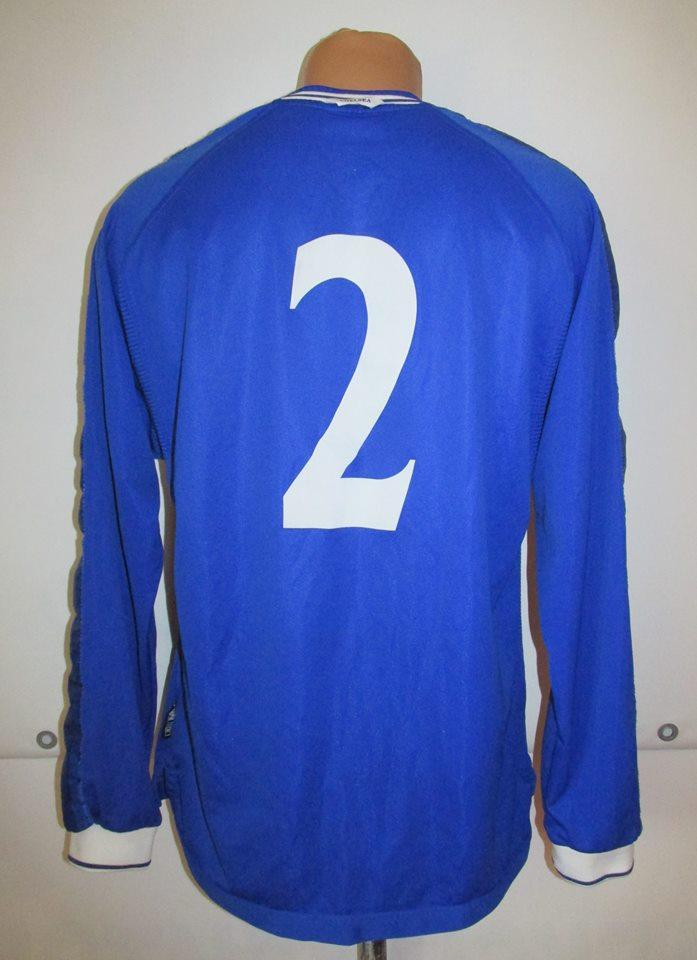 965ba0383fc Chelsea Home Maillot de foot 1999 - 2001. Sponsored by no sponsor