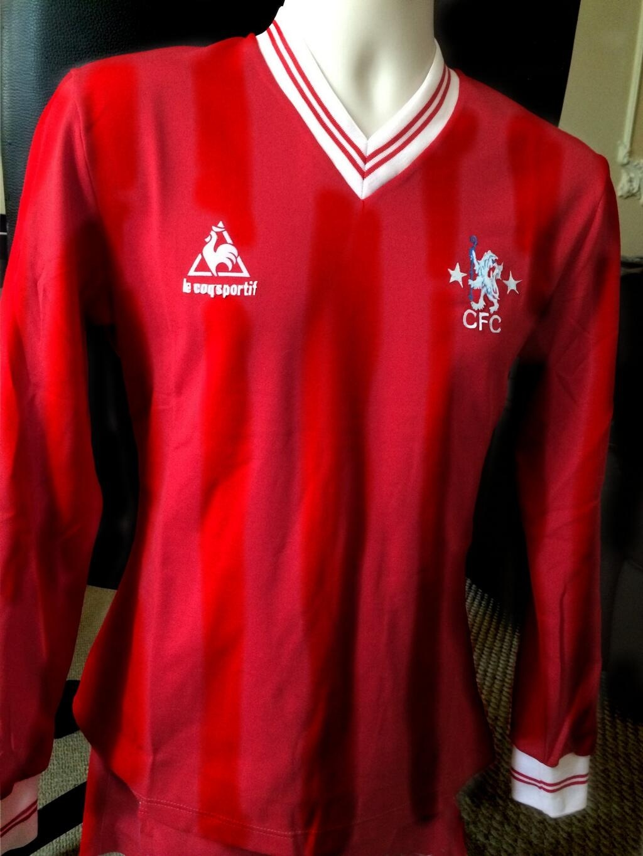 huge discount 9b393 ac8af Chelsea Retro Replicas футболка 1985 - 1986. Sponsored by no ...