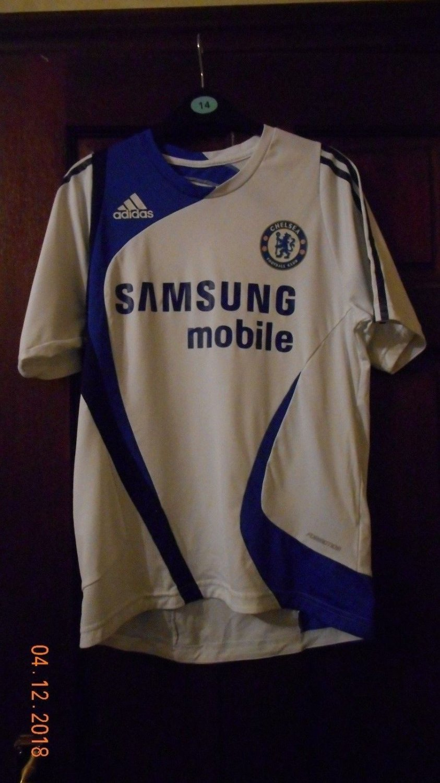 new concept 56247 fb9d2 Chelsea Training/Leisure football shirt 2007 - 2008.