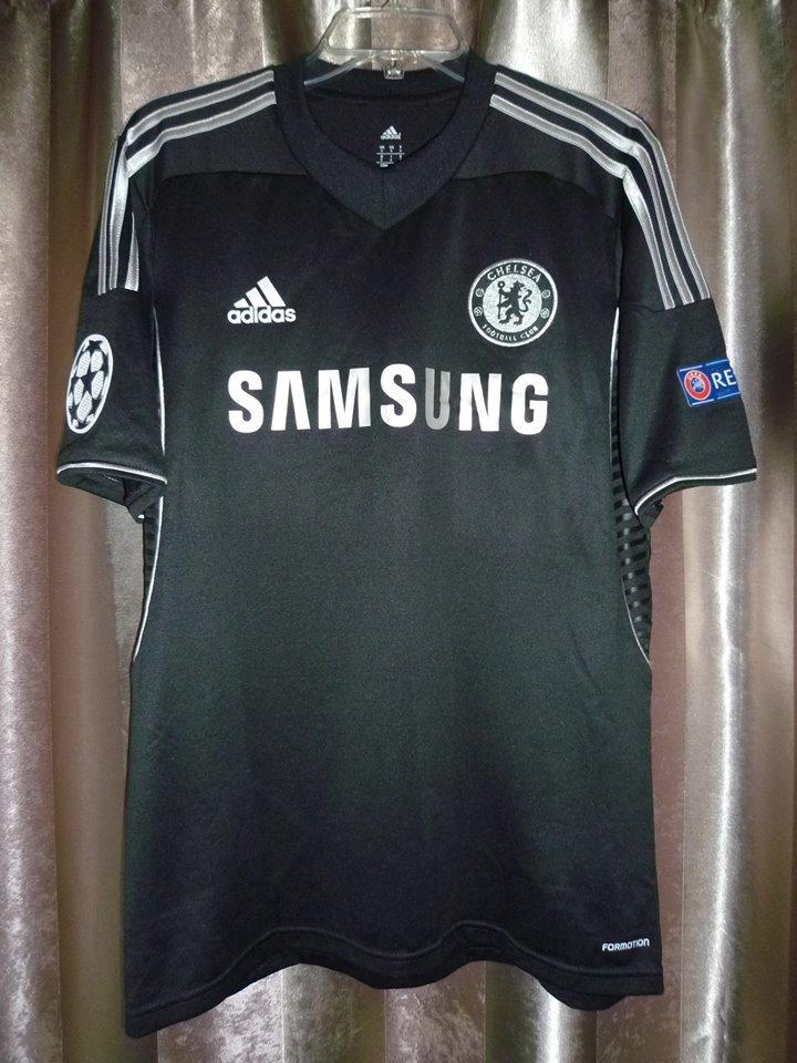 Chelsea Third football shirt 2013 - 2014. Sponsored by Samsung 897d04b32