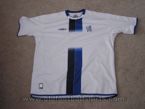 Chelsea Away Fußball-Trikots 2003 - 2005