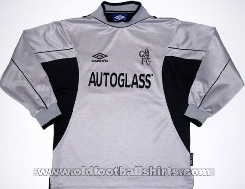 Chelsea Goalkeeper football shirt 1999 - 2000