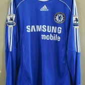 Chelsea Thuis  voetbalshirt  2006 - 2008