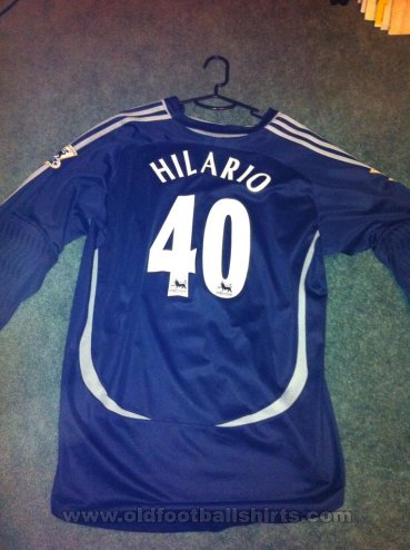 Chelsea Goalkeeper football shirt 2006 - 2008