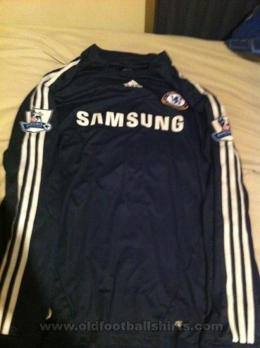 Chelsea Goalkeeper football shirt 2008 - 2009