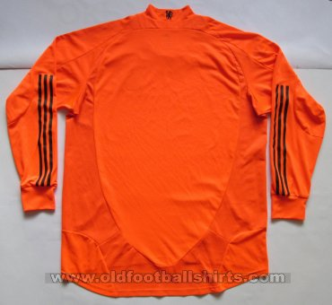 Chelsea Goalkeeper football shirt 2009 - 2010