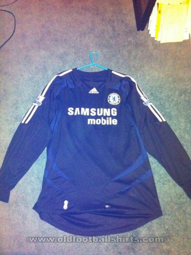 Chelsea Goalkeeper football shirt 2007 - 2008