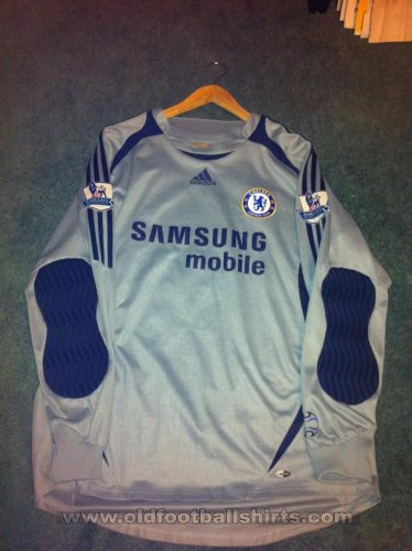 Chelsea Goalkeeper football shirt 2006 - 2007