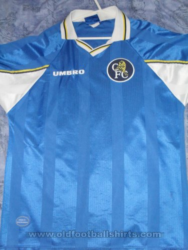 Chelsea Home football shirt 1997 - 1999