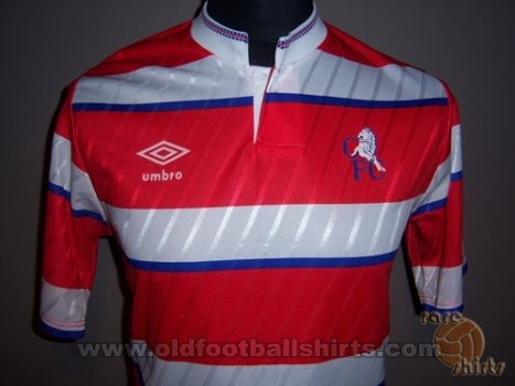 Chelsea Third football shirt 1988 - 1990