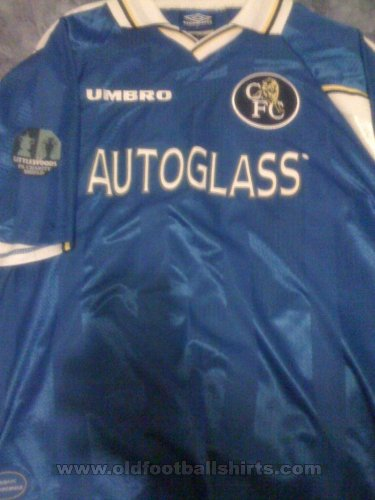 Chelsea Thuis  voetbalshirt  1997