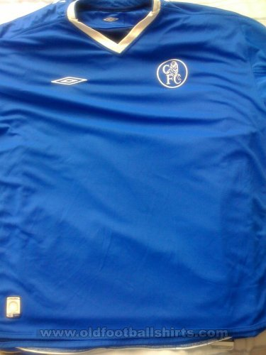 Chelsea Home football shirt 2003 - 2005