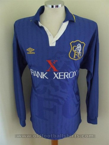 Chelsea Special football shirt 1995 - 1997