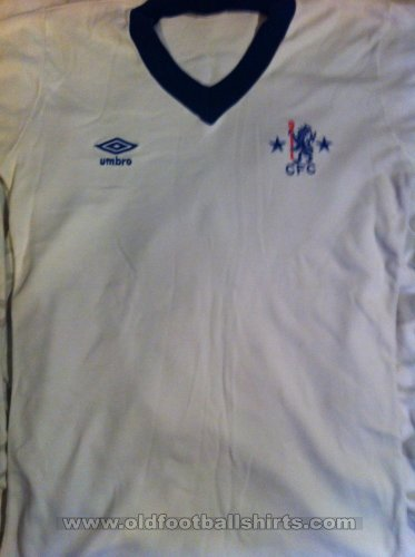 Chelsea Third football shirt 1980 - 1981