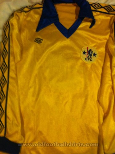 Chelsea Away football shirt 1978