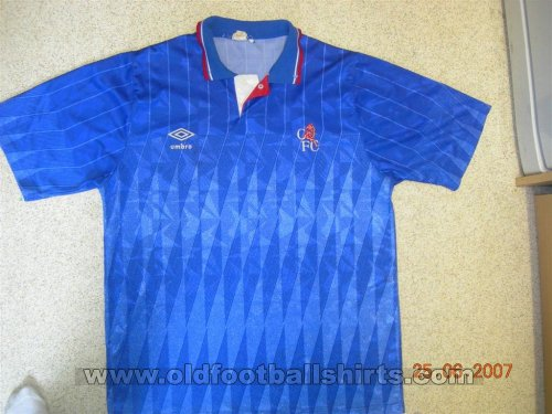 Chelsea Home football shirt 1989 - 1991