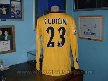 Chelsea Gardien de but Maillot de foot 2005 - 2006